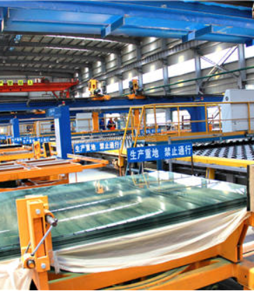 continuous vacuum sputtering coating production line