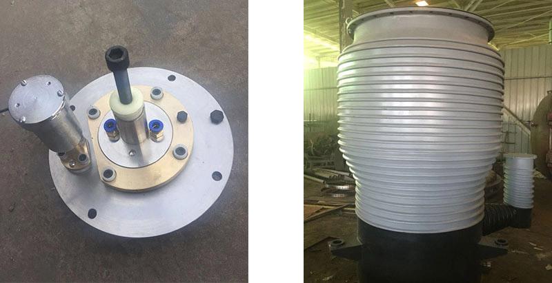Evaporation source,Diffusion pump